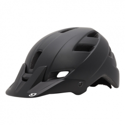 Helmet GIRO FEATURE BLACK MAT