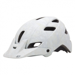 Helmet GIRO FEATURE MATT WHITE / GREY