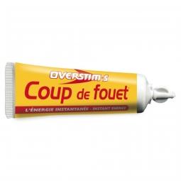 OVERSTIMS Gel énergetique COUP DE FOUET Goût Citron