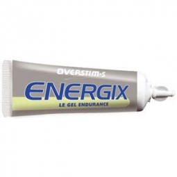 OVERSTIMS Gel énergetique ENERGIX Goût Citron