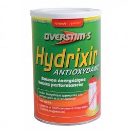 OVERSTIMS Boisson énergétique HYDRIXIR ANTIOXYDANT boîte de 600g Goût Orange - Mangue