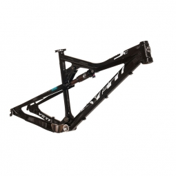YETI ASR 2013 Frame 5 CARBON BLACK WHITE + Shock Fox CTD