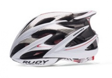 Casque Rudy Project WINDMAX Blanc Argent