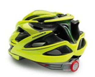 Casco Rudy Project WINDMAX Amarillo Flúor Negro