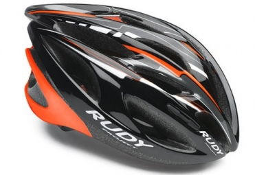 RUDY PROJECT ZUMA Helmet Black / Neon Orange