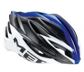 MET FORTE 2013 Helmet Blue / White / Black