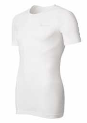 Odlo maillot manches courtes evolution light blanc s