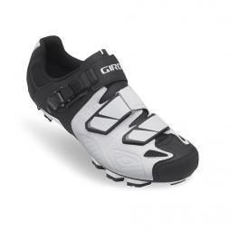 Chaussures VTT Giro Shoes Gauge Blanc Noir