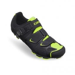 Chaussures VTT Giro Shoes GAUGE Noir/Fluo