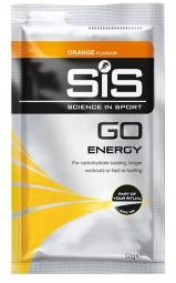 SIS Boisson énergétique GO Energy Sachet 50 gr Goût Orange