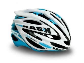 KASK Vertigo Helmet White / Blue