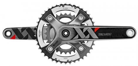 CLEARPROTECT Kit Invisible Protection for SRAM XX Cranks