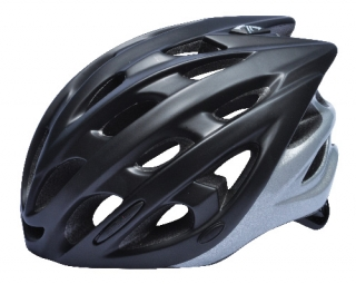 Matt Black Helmet BRIKO QUARTER