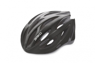 Black helmet BRIKO SHIRE