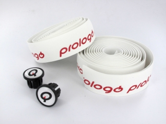 Prologo Bar Tape Onetouch White Red
