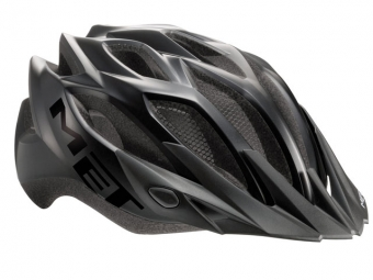 MET 2013 Helmet CROSSOVER  Black One Size