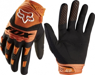 FOX Paire de Gants DIRTPAW Orange
