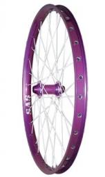 HALO SAS Roue Avant Violette Brakeless 26'' 9mm/20 mm