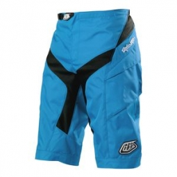 TROY LEE DESIGNS Short MOTO Bleu