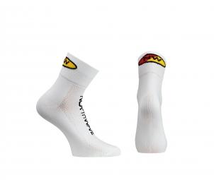 NORTHWAVE Paire de chaussettes BASICS Blanc
