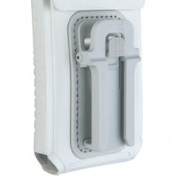 topeak housse pour smartphone drybag 4 pour ecran 3 et 4 blanc