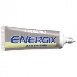 OVERSTIMS Gel énergetique ENERGIX Goût Pomme Verte