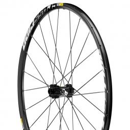 MAVIC 2013 CROSSRIDE 29'' Front wheel Disc 6 bolts 15 mm