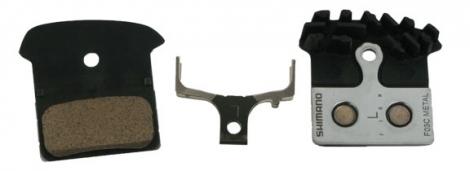 SHIMANO Plaquettes F03C ICE TECH BR-M675/785/985 support titane