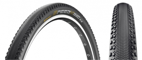CONTINENTAL Pneu SPEED KING 26x2.20 TubeType