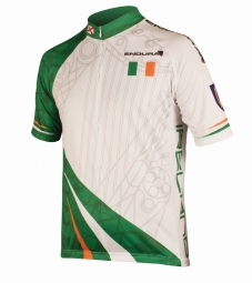 endura maillot manches courtes irlande m