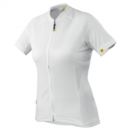 MAVIC Maillot Manches courtes Femme MEADOW Blanc