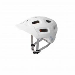 casque poc trabec blanc xl xxl 59 62 cm