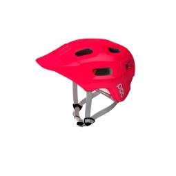 casque poc trabec rouge xs s 51 54 cm
