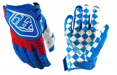 TROY LEE DESIGNS Gants GP Blue/Red