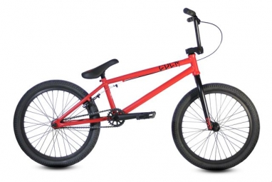 CULT BMX Complete CC01 Red