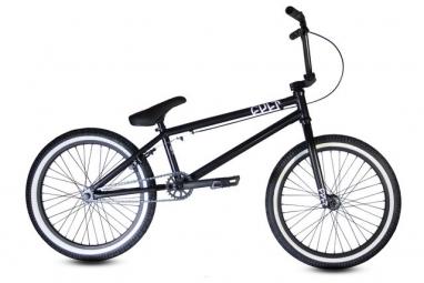 CULT BMX Complet CC02 Noir Blanc