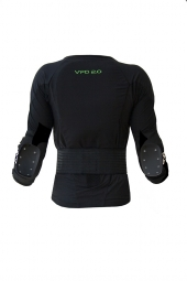 poc gilet de protection spine vpd 2 0 noir m