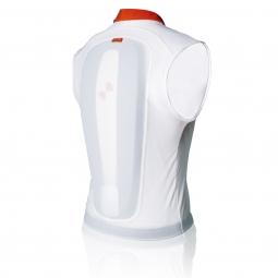 poc gilet de protection dorsale spine vpd coupe slim blanc l xl