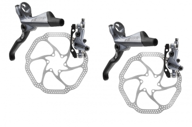 Avid Elixir 3 Disc Brakeset + 160mm HS1 Rotors 2014