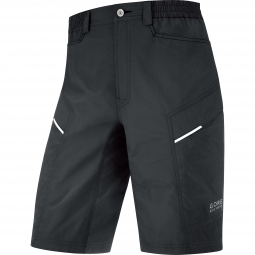 GORE BIKE WEAR Short+ COUNTDOWN 2.0 Noir