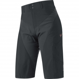 GORE BIKE WEAR Short Femme ALP-X LADY Noir