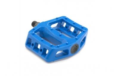CULT Pédales Nylon Bleu