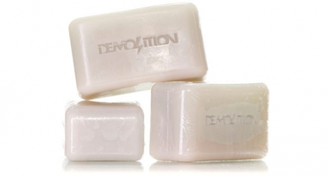 DEMOLITION WAX White