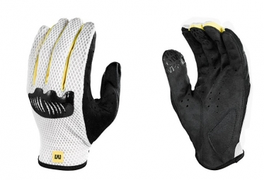 MAVIC Paire de gants Longs STRATOS Blanc