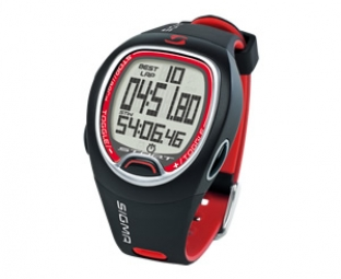 SIGMA Stopwatch SC 6.12 Black Red