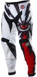 TROY LEE DESIGNS Pantalon CYCLOPS Blanc Enfant