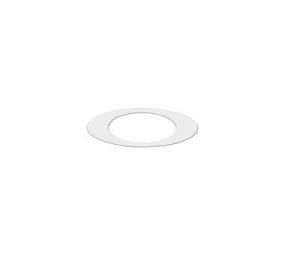OAKLEY Sticker ICON Blanc