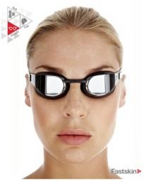 SPEEDO Paire de lunettes de natation Fastskin 3 ELITE MIROIR Noir Verres fumés