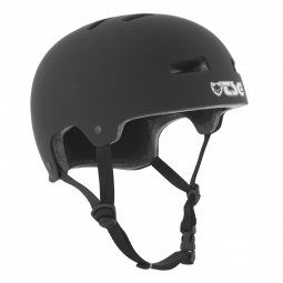 Casque Bol TSG EVOLUTION Solid Color Noir