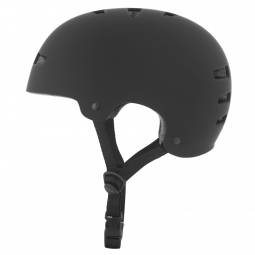 Casco bol TSG EVOLUTION Solid Color Negro